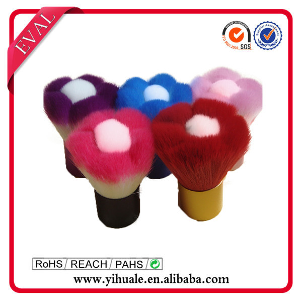 Eval Excellent Flower Makeup Brushes