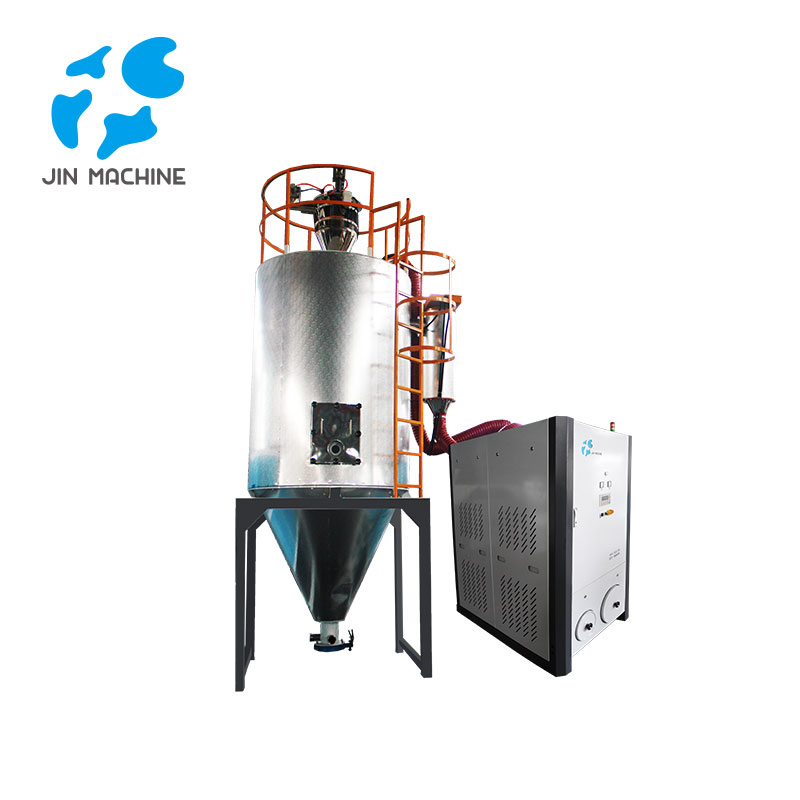 Jin Machine Simple design Compounds dehumidifying dryer general desiccant dryer