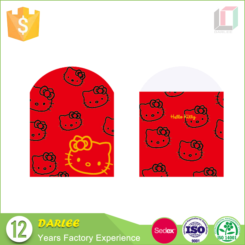 recycled materials red packets red envelopes