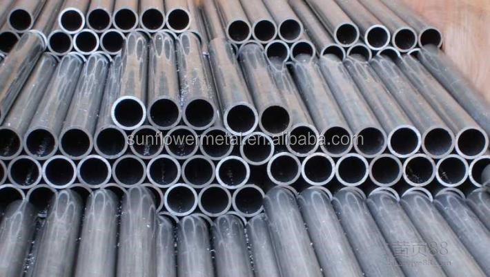 Best quality low price extruded 7075 t6 aluminum alloy tube