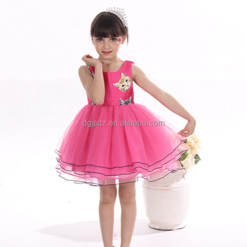 b2270af8413fd Les marchandises pour les enfants vêtements robes de soirée pour les filles  de 12 ans rayé
