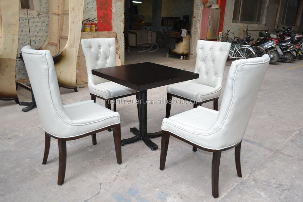 Charmant Restaurant Table With 4 Chairs, Restaurant Table With 4 Chairs Suppliers  And Manufacturers At Alibaba.com
