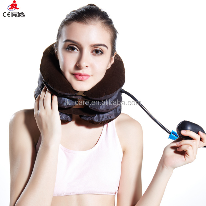 Hot Sale pneumatized Medical Orthopedic Massage Neck Brace