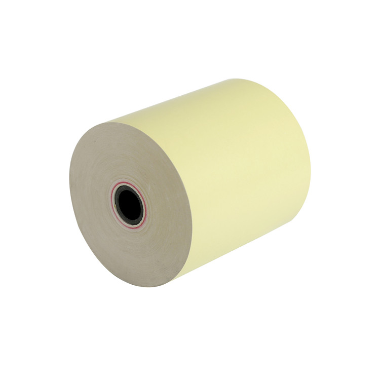 Fabriek direct papier roll bond logo gedrukt rolling papers jumbo thermische 55gsm