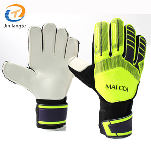 Soccer Goalkeeper Gloves - Kids & Adults Football Goalie Goal Keeper Gloves with Finger Protection