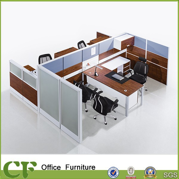 2014 Custom Tile Based high wall office cubicle design