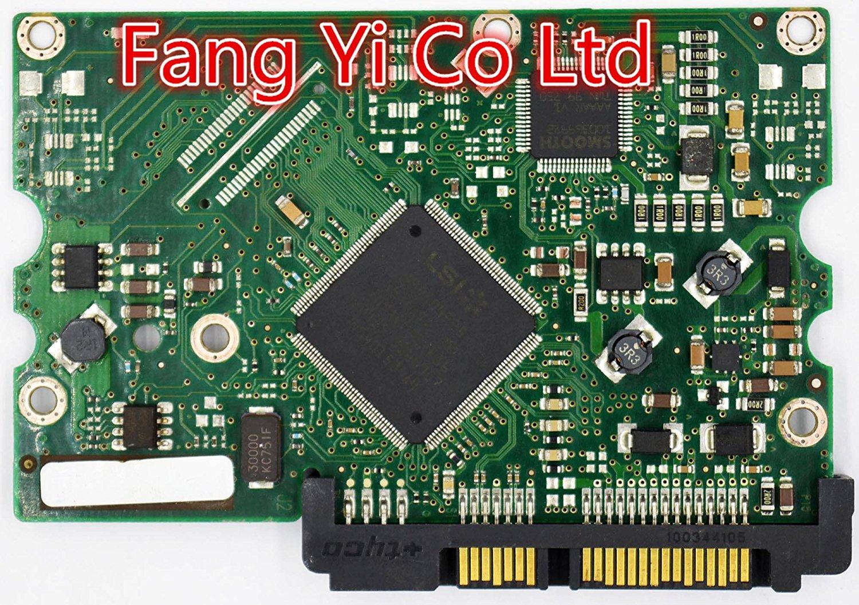 HDD PCB/Seagate Logic Board/100406533 REV A/100419004/100409233/100406528/100406530/ST3500630AS/ST3250620AS/500GB/7200rpm.10