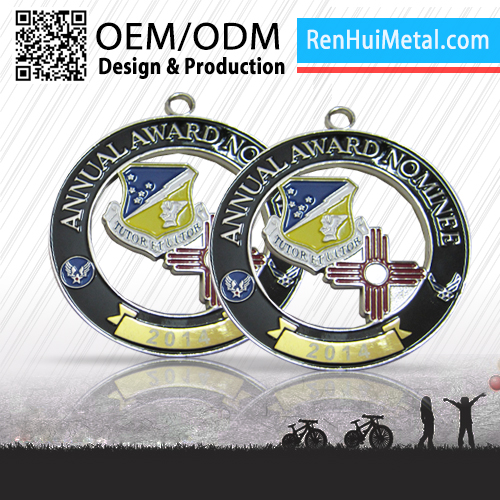 Low price custom logo new product medal trophy cups