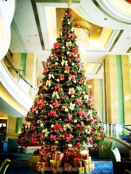 home gardon deco artificial 6m tall christmas trees sds 01 - Tall Christmas Tree
