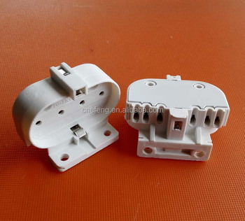 PC lampholder 2G11 Plastic electric lamp socket;lampholder bulb socket
