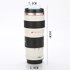 T043 Camera Lens Travel Winter USB Heating Mug Coffee Thermos Cup
