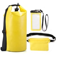 Multipurpose New Come PVC Waterproof Bag Sets Outdoor Sport Dry Bag