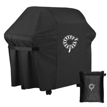 Custom gas staal outdoor grote weber tuin grill tafel bbq cover