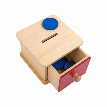 Montessori Materials Wooden Shape Sorter Learning Toys wood natural safe nontoxic eco friendly baby kids children learning