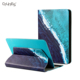 CTUNES Universal Marble PU Leather Unique Design Flip Kickstand Case Cover For 7.5-9.5 Inch Tablet