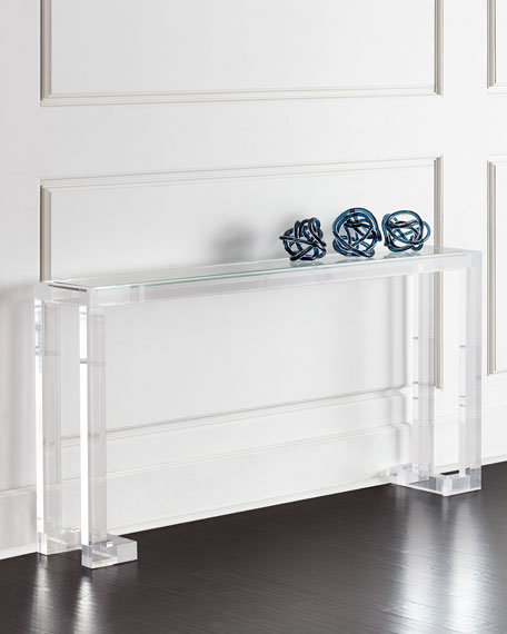 Factory Wholesale custom transparent storage Shelf Acrylic console Tables Plexiglass Custom Hot Bending Risers