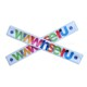 New Arrival Latest Design Retro-Reflective Ruler Slap Bracelets