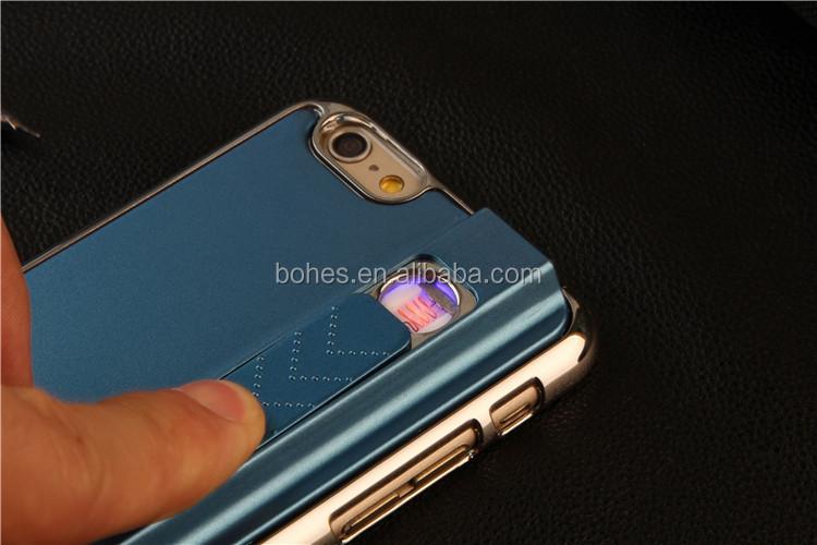 ultima accendisigari cassa del telefono per iphone6 con usb cavo dati per iphone 6 Commercio all'ingrosso, produttore, produzione