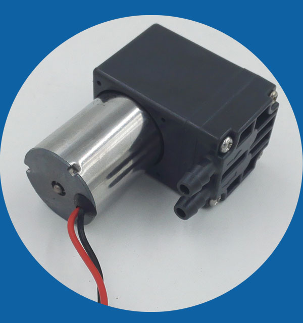 770ml/min electric diaphragm mini DC brushless High suction water pump
