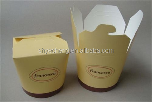 fashion cheap wholesale cup cake paper box manufacturer