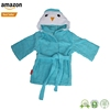 Best price superior quality custom hooded baby microfiber towel bath robe