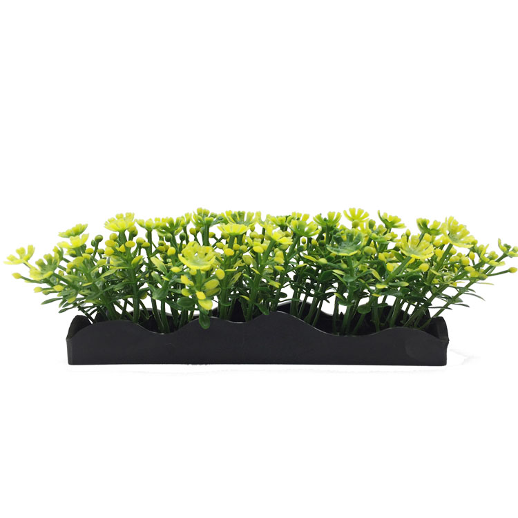 Wholesale Aquarium Decorations Landscape Cheap Artificial Ornamental Plants