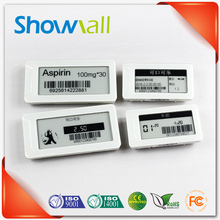 Dot matrix esl label e ink display electronic price tag module for retail