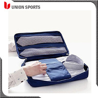 Multi-functional Travel Shirt bag luggage Clothes packing Bag Case