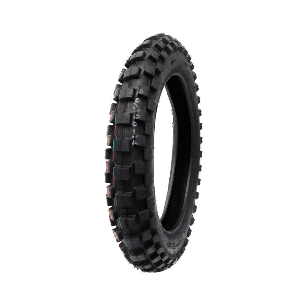 Dirt Bike Tire 90/100-14 Model P153 Front or Rear Off-Road Fits on Suzuki RM80 G/H/J (86-88), RM80 K/L (89-90), RM80 M/N/P (91-97), RM80 (98-01), RM85 (02-10), DR-Z125 (03-10)