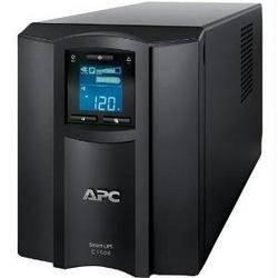 APC SMART-UPS C 1500VA LCD 120V Electronics Computer Networking