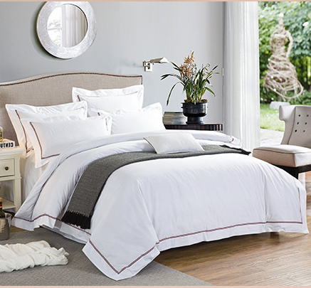 Wholesale modern famous brand bedding set bedcover set