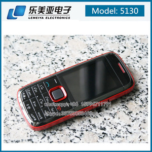 Original promotional Mobile Phone 5130 Support QQ whatsapp music unlocked smarphone for 3310 8310 8210