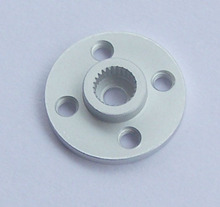 Free shipping servo Horn Arm metal disc board 25T for robot Tower pro MG995 MG996 MG996R
