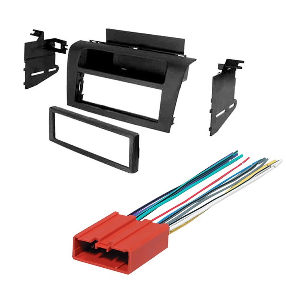 Cheap Wiring Harness Kit For Car Stereo Find How To Install Get Quotations Radio Dash Installation Mounting Trim Bezel W Select Mazda