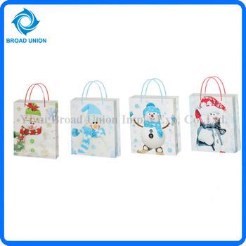 wholesale felt christmas gift bags christmas paper gift bags