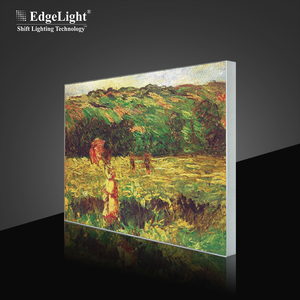 Fabric Lightboxes/backlit Led Light Box/canvas Light Box