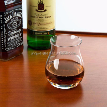 Parfait 9 Oz Barware Personnalisé Tulipe Conçu Scotch Whisky Tasse En Verre