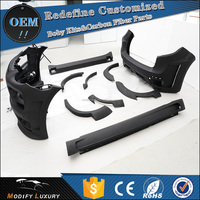 FRP HM Wide Cayenne 958 Body kit for Porsch e Cayenn e 2011-2014