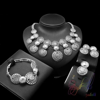 Wedding Factory Direct.Factory Direct Wholesale Chain Jewelry Set Wedding Jewellery Designs Dubai Gold Jewelry Set Artificial Allergy Free Jewelry Set Buy Factory Direct