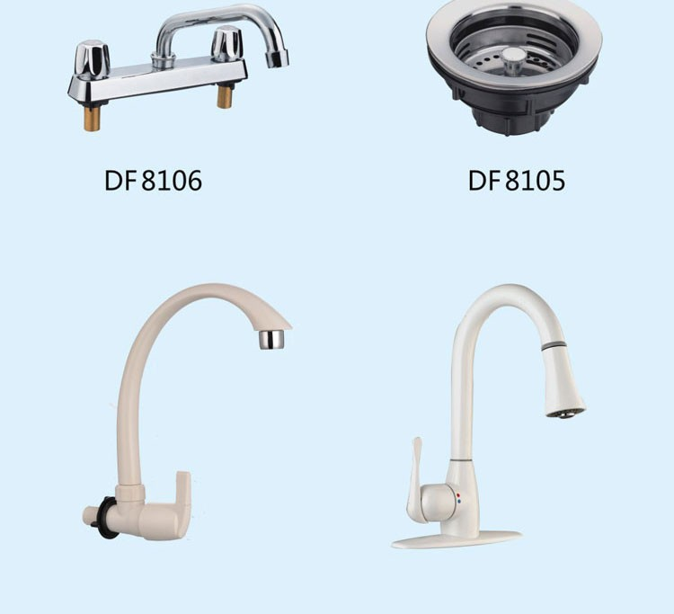 Single Lever Upc Nsf 61 9 Kitchen Faucet Most Durable