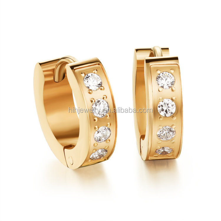 Whole Jewelry Supplier From China Simple Saudi Arabia Gold Earrings Designs For Women Earring