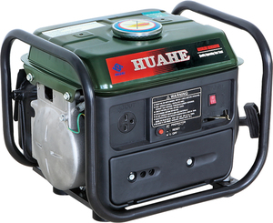500W portable home used gasoline generator