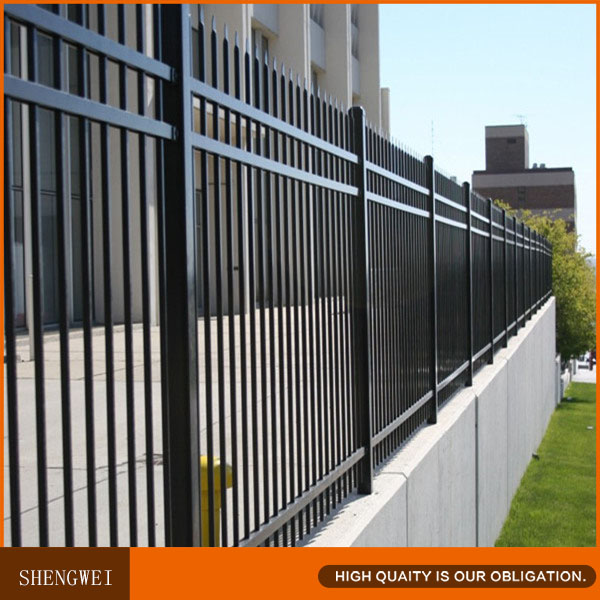 shengwei fence----High quality galvanized ornametal fencing