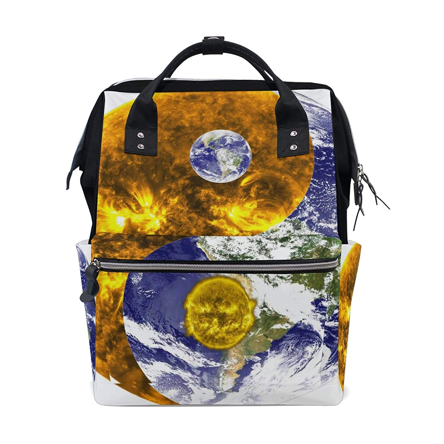 Cheap Doctor Bag Style Find Deals On Line At Bowling Handbag Get Quotations Backpack School Ying Yang Canvas Travel Daypack