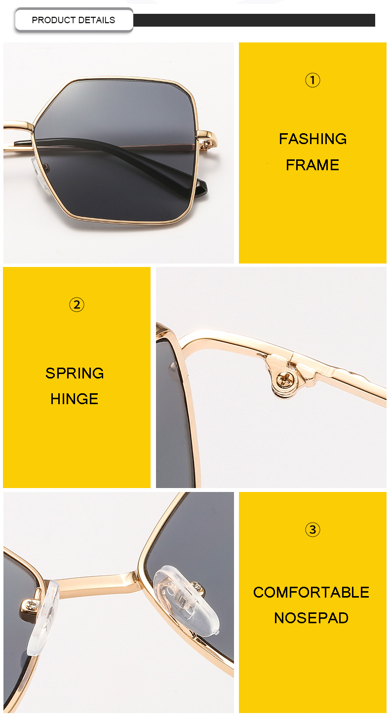 Fuqian Top womens matte black sunglasses buy now for racing-11
