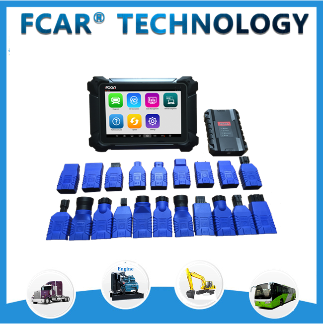 F7S G SCAN TOOL, diagnostic tool for all cars