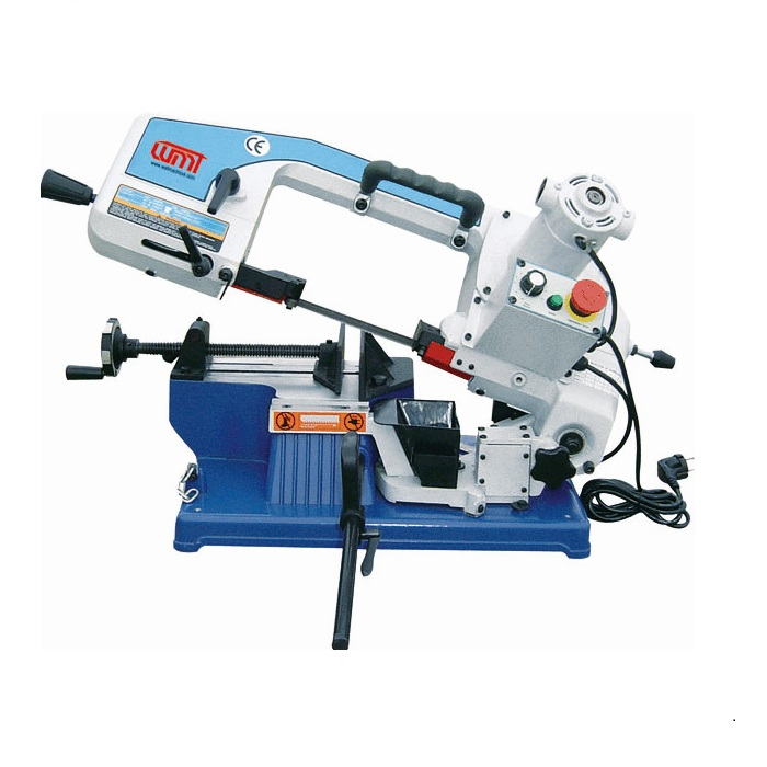 BS-100 mini metal band saw machine with CE standard