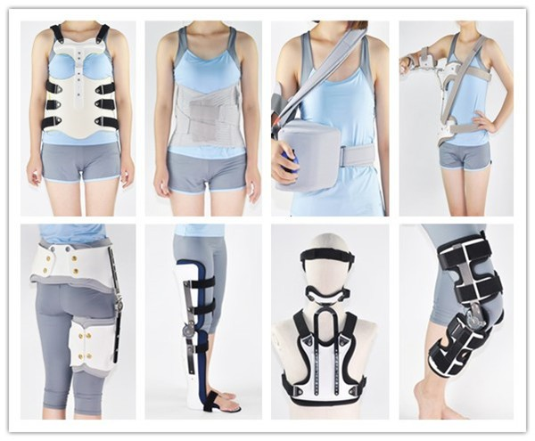 Adjustable Thoracic back Lumbara support orthosis Type A