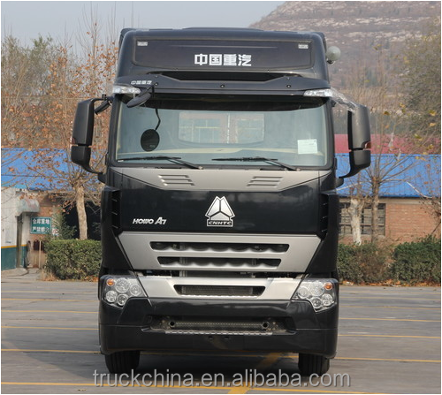 Brand new Sinotruck Howo a7 6*4 tractor unit trailer head truck for sale