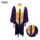 Fashion Doctoral Church Priest Clergy Robes